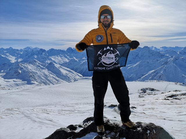 expedition on elbrus