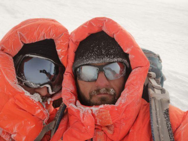elbrus winter expedition